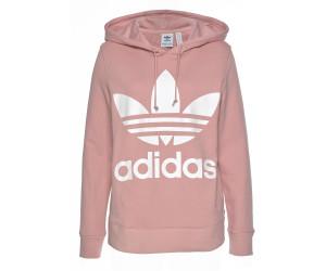 Volumen groß Vielzahl von Designs und Farben hohe Qualitätsgarantie Adidas Originals Trefoil Hoodie Damen pink spirit (DH3134 ...