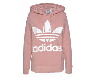 cheap for discount where to buy best authentic Adidas Originals Trefoil Hoodie Damen pink spirit (DH3134 ...