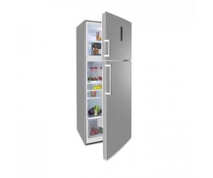 Kühlschrank Xxl Edelstahl : Klarstein height cool xxl kühl gefrierschrank edelstahl ab