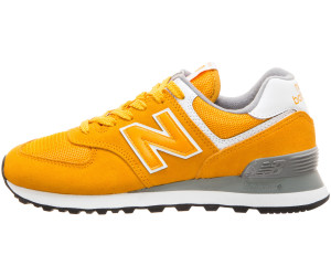c79c7b8ab5a Buy New Balance 574 Essentials Women gold rush with steel from ...