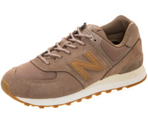 New Balance WL 574 CLS Schuhe Damen Natural Outdoor Sneaker moonbeam WL574CLS