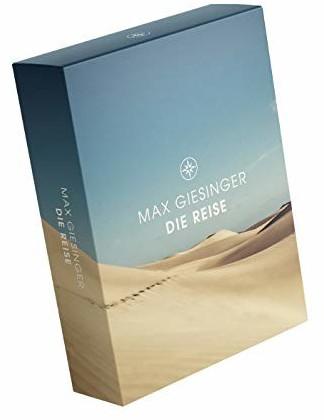 Max Giesinger - Die Reise (Limitierte Fanbox) (CD + DVD)
