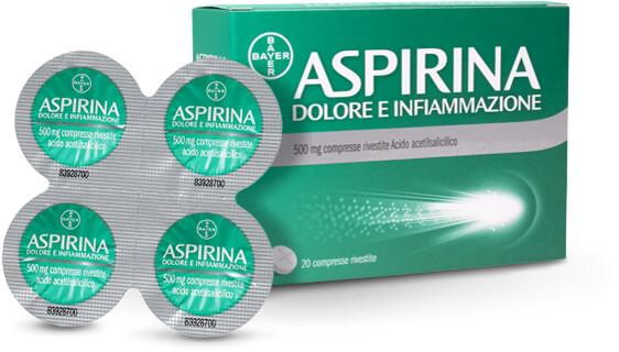 Image of Aspirina Dolore e Infiammazione 500mg