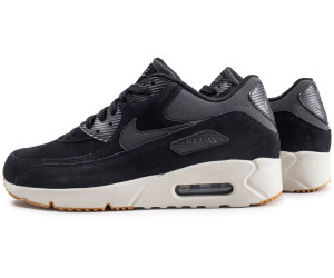 Nike Air Max 90 Ultra 2.0 Leather blacklight bonegum med