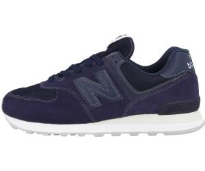 new balance 574 uomo navy