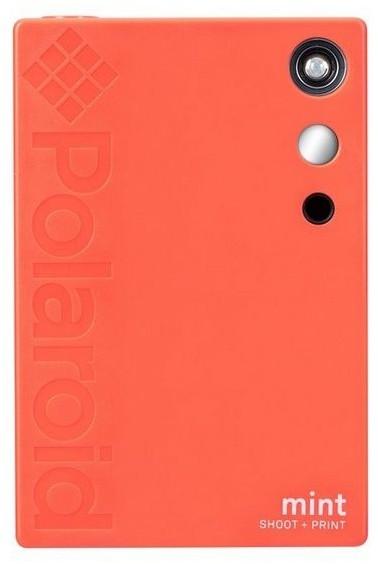 Polaroid POLSP02R Mint instant digital camera 50 x 76 mm Red 16 MP - Digital