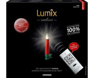 Krinner Weihnachtsbeleuchtung.Krinner Lumix Superlight Mini Metallic Edition Rot 75546 Ab 54