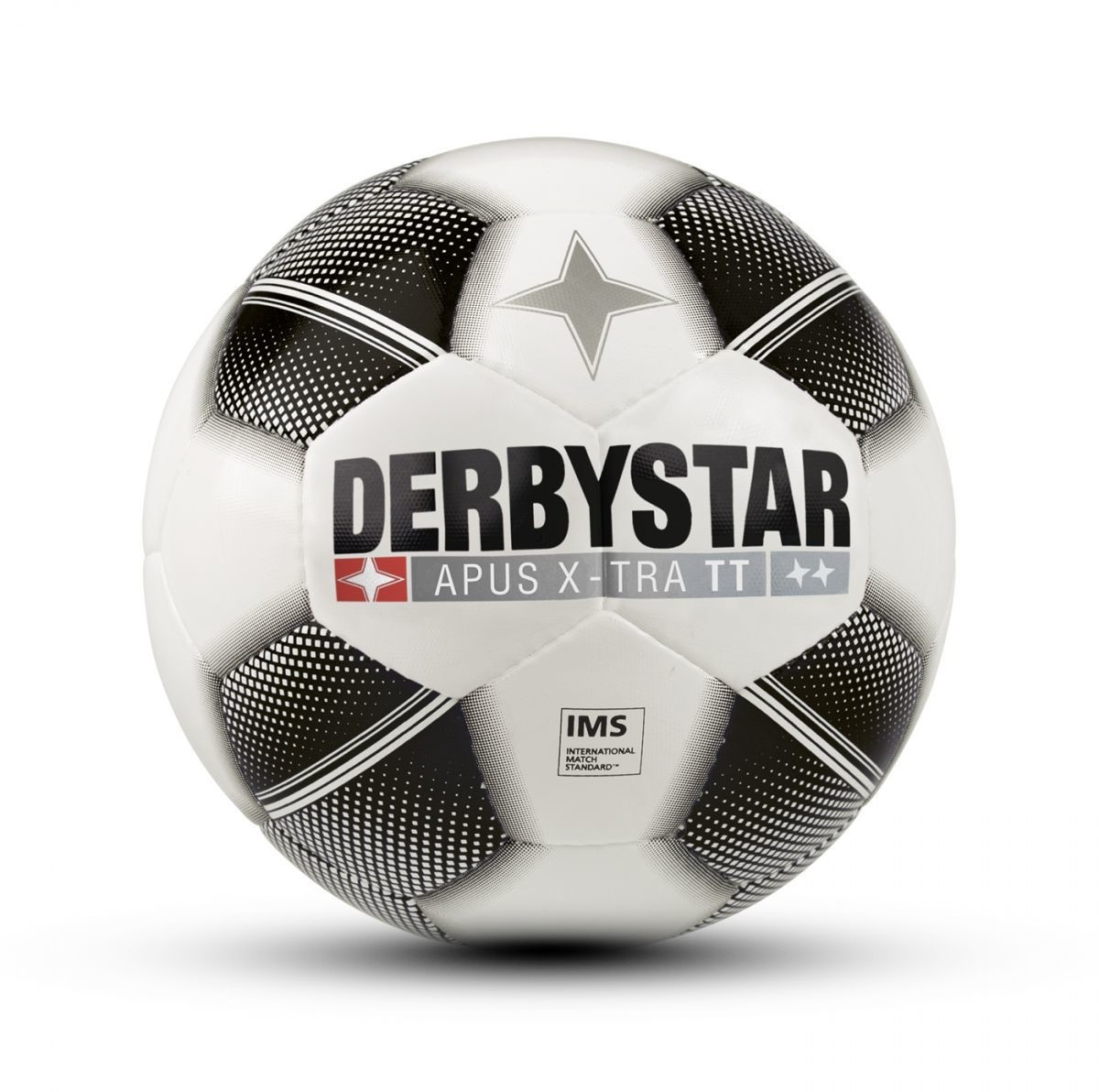 Derbystar Apus Xtra TT white black