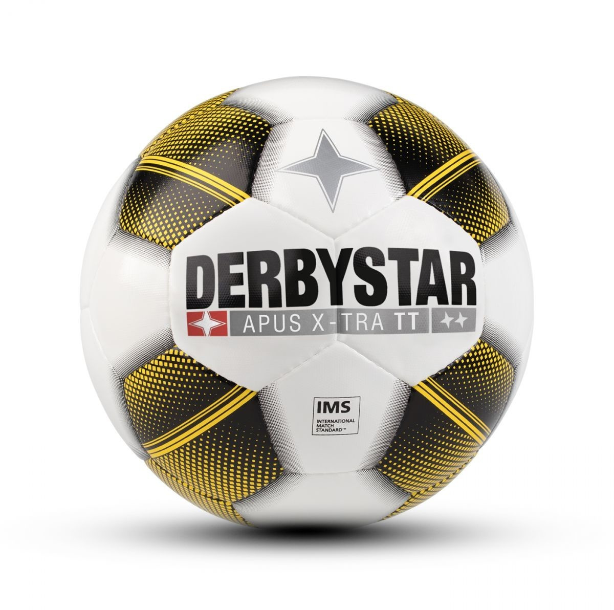 Derbystar Apus Xtra TT white black yellow (1143500152)