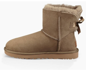 e9bb6e5a373d3 Buy UGG Mini Bailey Bow II antilope from £110.50 – Best Deals on ...