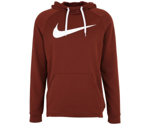 the best attitude af32a 527ba Nike Dry Training Hoody (885818) brown (885818-250)