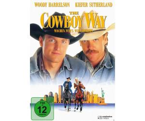 The Cowboy Way - Machen wir's wie Cowboys [DVD]