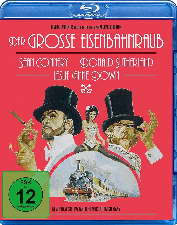 Der grosse Eisenbahnraub [Blu-ray]