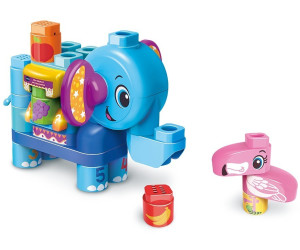 Elefant Lernspielzeug Vtech 80-604704 BlaBlaBlocks Kindercomputer