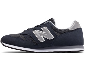 new balance 373 navy daim