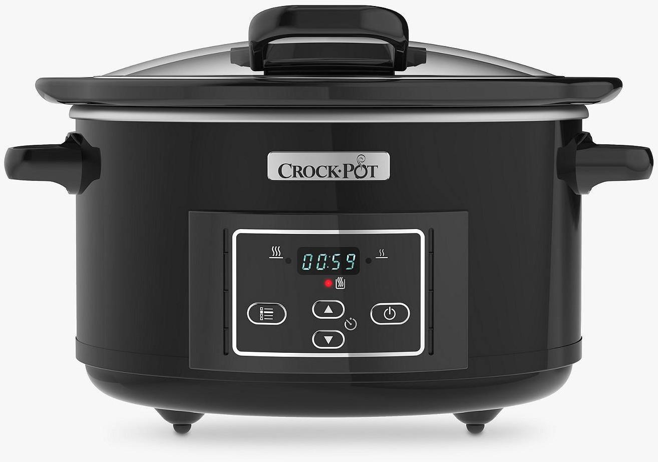 Image of Crock-Pot Lif and Serve Digital Slow Cooker