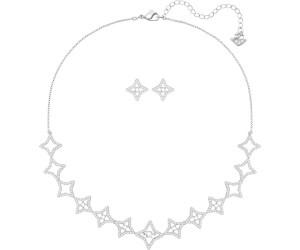 01658e19a8f43 Buy Swarovski Sparkling Dance Star Set (5364217) from £131.00 – Best ...