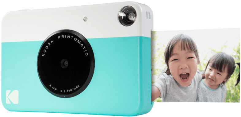 Kodak Printomatic blue