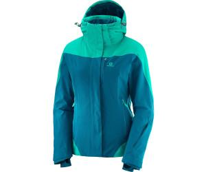 Salomon Icerocket Jacket W deep lagon waterfall ab 199,00
