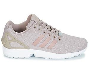 best shoes limited guantity pre order Adidas ZX Flux W vapour grey/vapour grey/silver metallic au ...