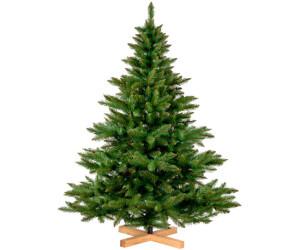 Fairytrees Kunstlicher Weihnachtsbaum Nordmanntanne 180cm Ab 124 99