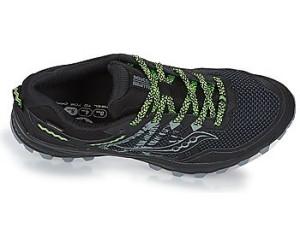 saucony excursion tr12 negro zapatillas trail hombre