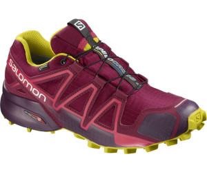 Salomon Speedcross 4 GTX W beet redpotent purplecitronelle