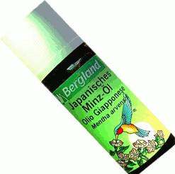 Bergland Japanisches Minz Öl (10 ml)