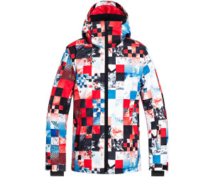 Jkt Flame Printed Mission Quiksilver Time Scarlettmoney Youth zBwtnZqA