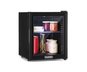 Kühlschrank Schwarz : Klarstein brooklyn l kühlschrank schwarz ab