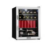 Kleiner Coca Cola Kühlschrank : Runder party kühlschrank in schwarz l kleiner getränke