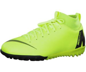 Nike Jr. MercurialX Superfly VI Academy volt black ab 38,39