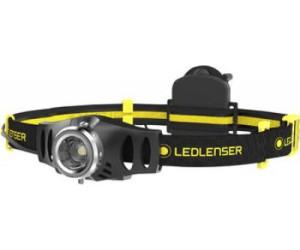 LED LENSER Kopflampe iH 3 mit Batterien