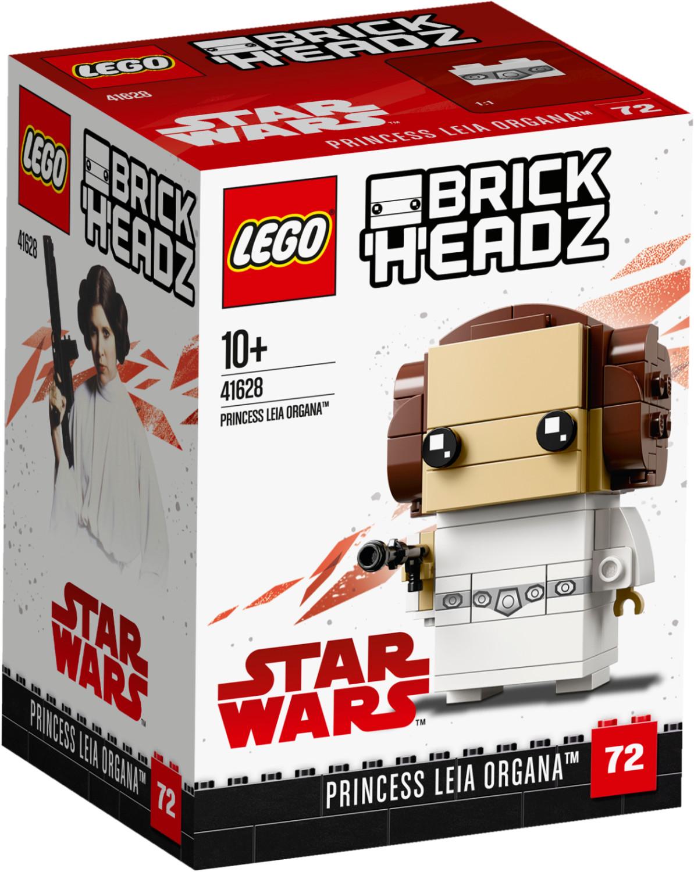 LEGO BrickHeadz - Princesse Leia Organa (41628)