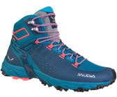 SALEWA Alpenrose Ultra Mid GTX Damen blue sapphire fluo coral