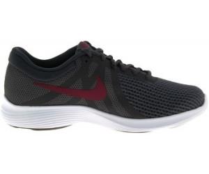 Nike Revolution 4 gunsmokevintage winedark greywhite a