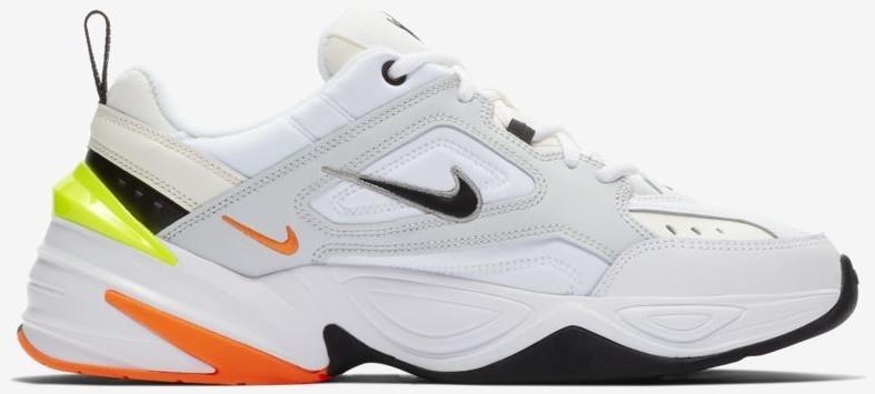 wholesale dealer 99365 2643a Nike M2K Tekno pure platinum sail white black