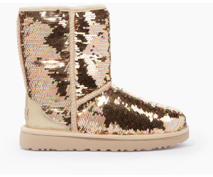 UGG Classic Short Sequin gold combo ab 177,96