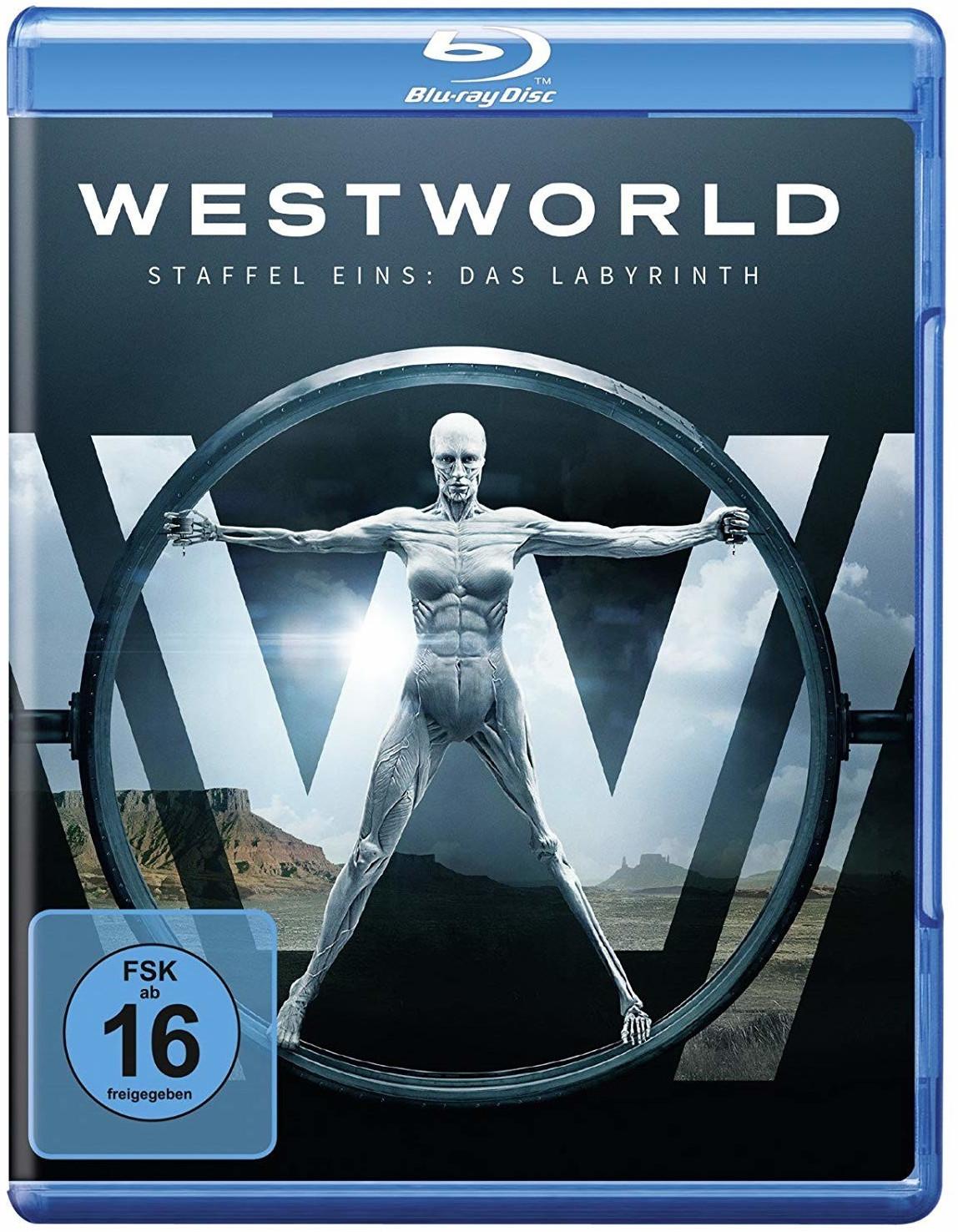 Westworld - Staffel 1: Das Labyrinth [Blu-ray]