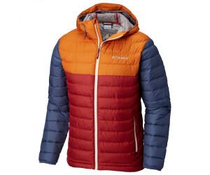 Columbia Powder Lite Hooded Jacket au meilleur prix | Mars