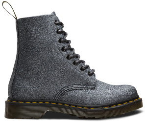 1460 PASCAL SILVER 8 EYE BOOT Schnürstiefelette silver
