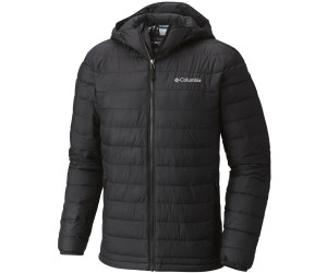 Columbia Hooded Black Jacket Lite Powder fSqw6rfTx