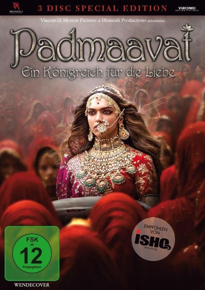 Padmaavat - Ein Königreich für die Liebe (3 Disc Special Edition) [Blu-ray]