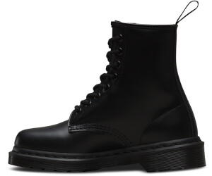9d10b6079cc783 Dr. Martens Mono 1460 black smooth ab 113