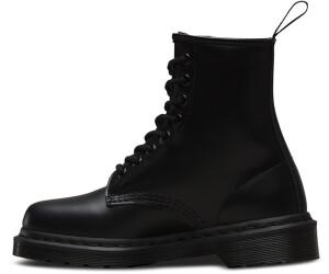 66d0732e228 Dr. Martens Mono 1460 black smooth au meilleur prix sur idealo.fr