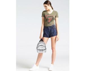Guess Manhattan Logo Backpack multicoloured white