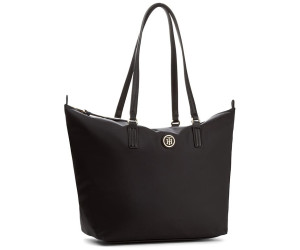 3490dbbc6b2 Tommy Hilfiger Poppy Tote black (AW0AW04302) desde 63
