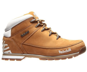 Generoso Arte Los invitados  Buy Timberland Euro Sprint Hiker Wheat/Nubuck/White from £120.00 (Today) –  Best Deals on idealo.co.uk