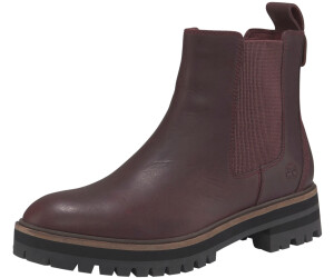 Timberland London Square Chelsea Boots Women burgundy ab 79