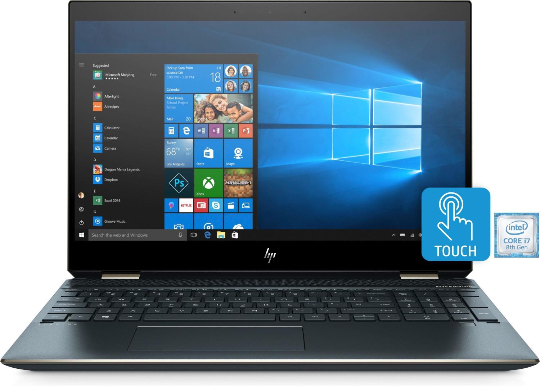 Hewlett-Packard HP Spectre x360 15-df0126ng